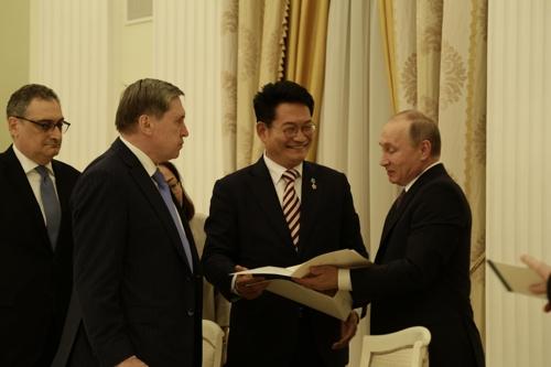 Putin Willing to Send Special Envoy to Pyongyang