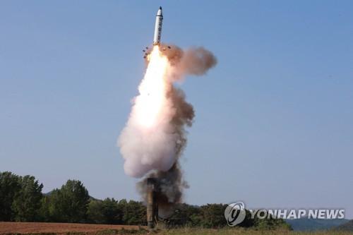 Les Etats-Unis testent l'interception d'un ICBM nord-coréen
