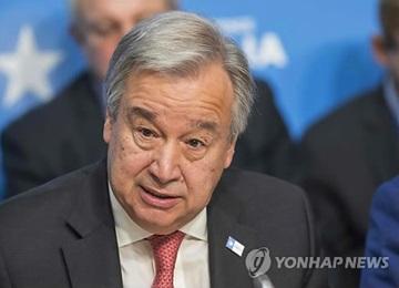 Генсек ООН готов помочь возобновить шестисторонние переговоры
