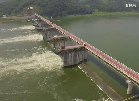 Six digues restent ouvertes pour éviter une catastrophe écologique