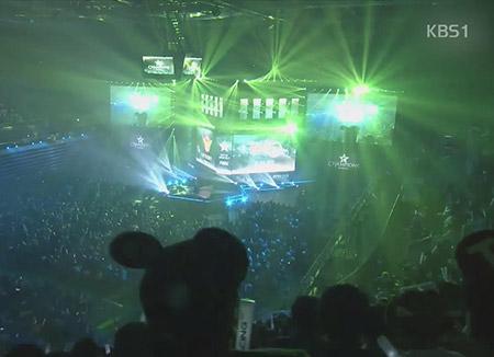eスポーツで初の韓日中大会 ソウル