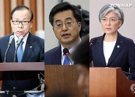 主要閣僚候補3人の人事聴聞会 与野党攻防が激化