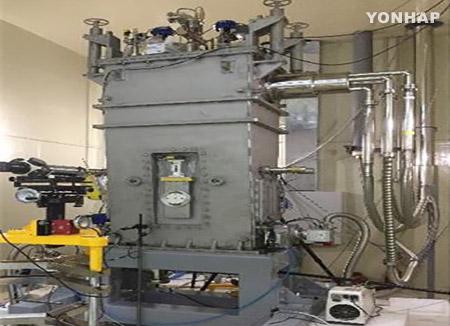 كوريا تنجح في اختبار وظيفي للمكون الرئيسي في مسرع الأيونات الثقيلة
