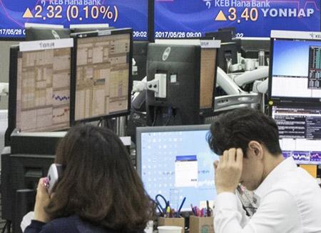 6月19日主要外汇牌价和韩国综合股价指数