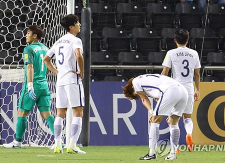 サッカーW杯最終予選 韓国はカタールに敗退