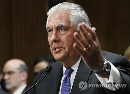 Рекс Тиллерсон: США требуют от Пхеньяна освобождения своих граждан