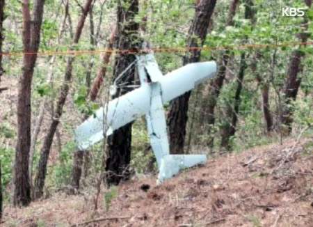北韓の無人機 サード配備先撮影か