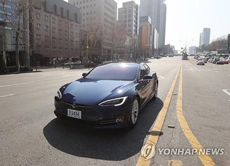 نمو سريع في سوق السيارات الكهربائية في كوريا
