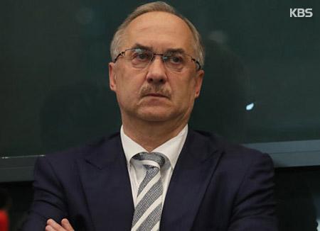 韩国国家足球队主教练斯蒂利克被更替