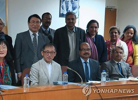 インドの教科書に韓国の発展史に関する記述掲載へ