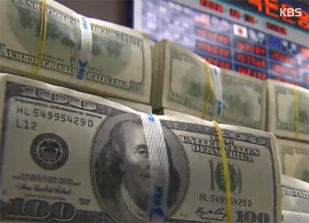 8月8日主要外汇牌价和韩国综合股价指数