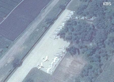 VOA: N. Korea Deploys 20 Fighters at Kalma Airport
