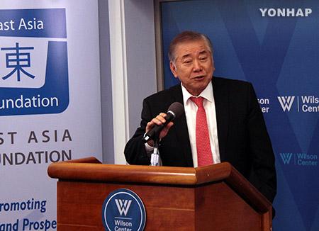 Moon Chung-in : les actifs stratégiques des Etats-Unis devraient être réduits si Pyongyang stoppe son développement nucléaire et balistique