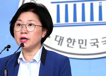"""與 """"첫 여성 외교부 장관 환영""""…野 """"국회·국민 무시"""""""