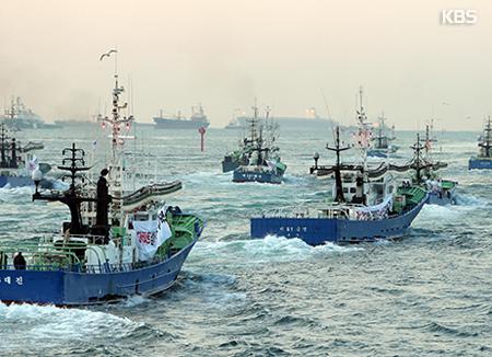 """산케이 """"韓, 어업 재협상 타진…日은 난색"""""""