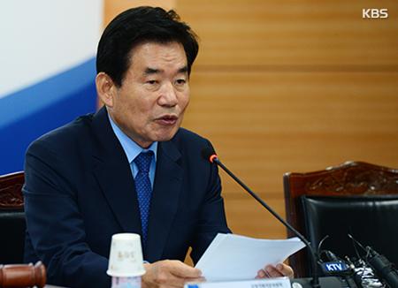 """김진표 """"국정기획위 마무리 단계···국민 삶 개선할 정책보따리 내놓겠다"""""""
