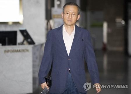 林圣男访中 讨论韩中首脑会谈事宜