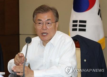 문 대통령, 강경화 장관 임명···청 인사추천위 가동