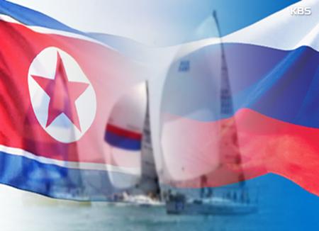 """북한 억류 러 요트 풀려나 귀환길···""""불법 조업선으로 오해해 나포"""""""