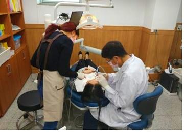 Klinik Gigi Gratis Bagi Warga Asing di Korsel Tingkatkan Layanan