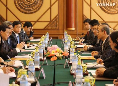 Chinas Staatsrat fordert Verteidigung gemeinsamer Interessen