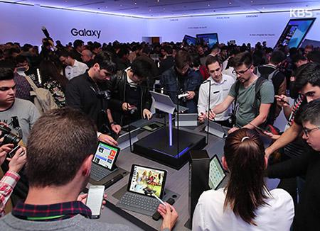 삼성 갤럭시노트8, 8월 하순 미국 뉴욕서 공개한다