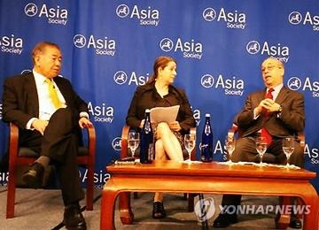 文正仁大統領補佐官 「対北韓政策」交渉可能