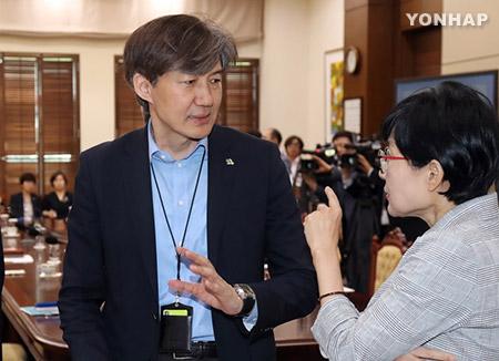 """청와대 """"민정·인사수석, 국회 운영위 출석 안해"""""""