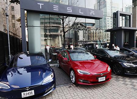 테슬라 '모델S' 공식 출시…한국시장 본격 공략