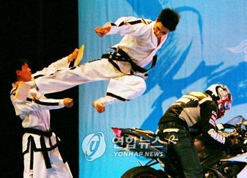 سيول توافق على زيارة فريق التيكوندو الكوري الشمالي