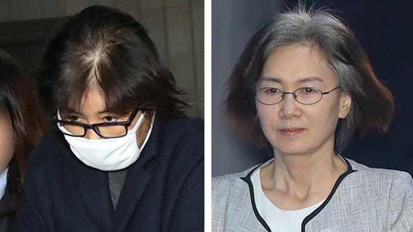 Choi Soon-sil zu drei Jahren Haft verurteilt