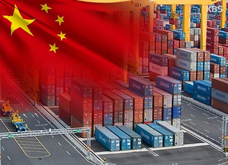 中国の「韓国産食品の通関拒否」 2.8倍増加