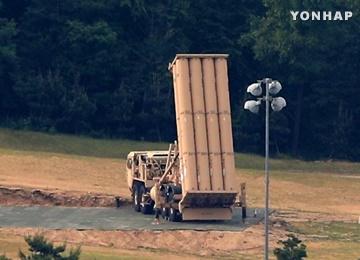 THAAD: selon Moon Jae-in, un seul véhicule lanceur devait être déployé cette année