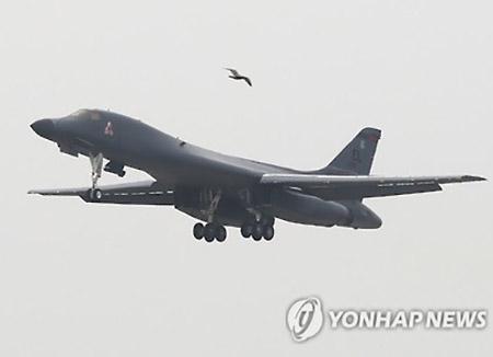Nordkorea verurteilt Überflug von B-1B-Bombern