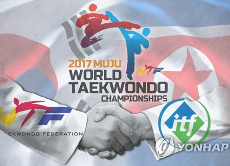 Kejuaraan Dunia Taekwondo Muju Digelar