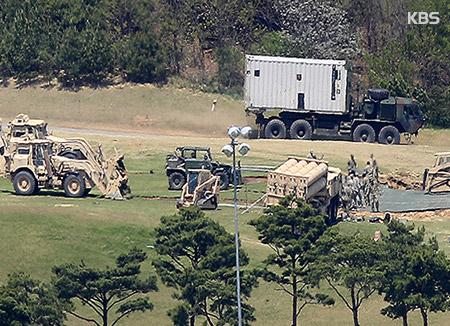 США призвали РК завершить размещение THAAD в этом году