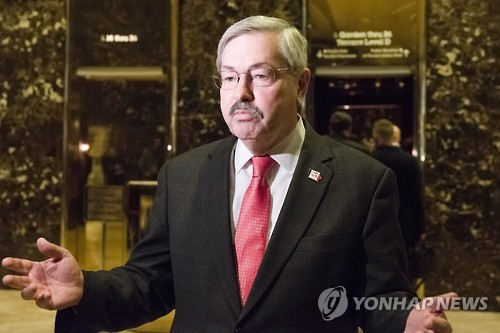 New US Ambassador to China Prioritizes Stopping N. Korean Threat