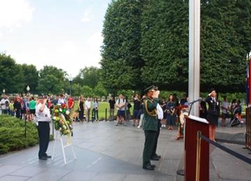 Sebanyak 3300 Nama Tentara PBB Dibacakan dalam Peringatan Perang Korea