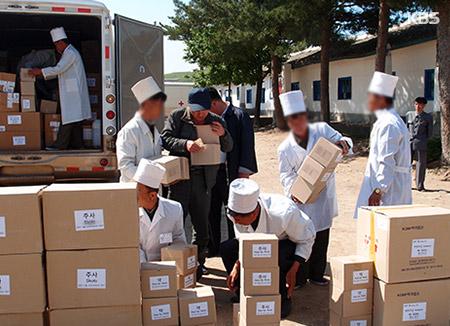 政府批准尤金·贝尔财团将结核治疗用品运往北韩