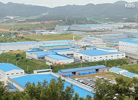 الحكومة تخصص المزيد من المناطق لإنشاء مجمعات صناعية