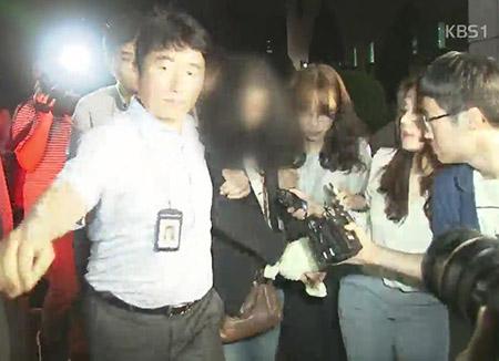 검찰 '문준용 의혹 허위 제보' 국민의당 당원 긴급체포