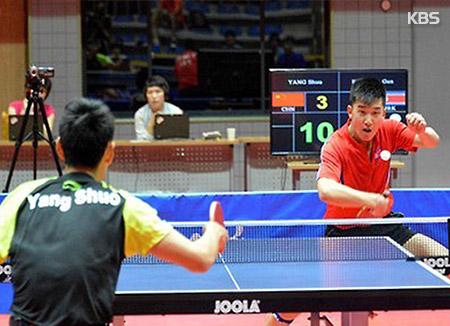 Corea del Norte participará en el Abierto de Tenis de Mesa en Seúl