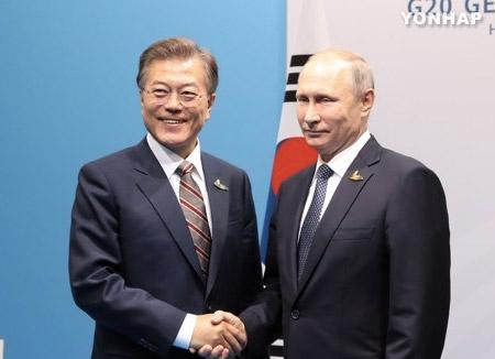 6-7 сентября президент РК Мун Чжэ Ин посетит с визитом Россию