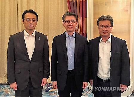 韓日米 北韓のミサイルに新たな制裁決議で対応