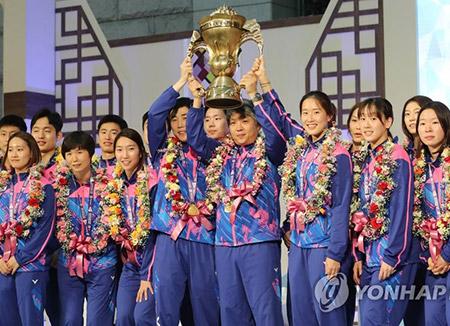 Corea arrasa en la categoría mixta de bádminton del Abierto de Canadá