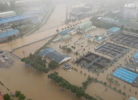 기록적 폭우에 피해 속출...5명 사망 1명 실종