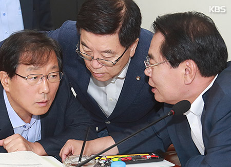 예결소위, '문 대통령 약속' 미세먼지 측정기 예산 90억 삭감