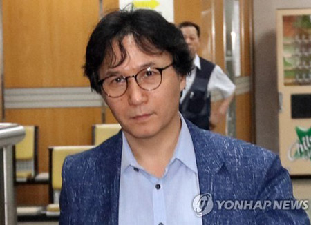 """이재용 재판 신장섭 """"삼성합병 주주 이익"""""""
