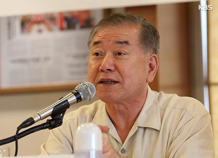 文補佐官 北との対話、「日米と協力しつつ韓国が主導」