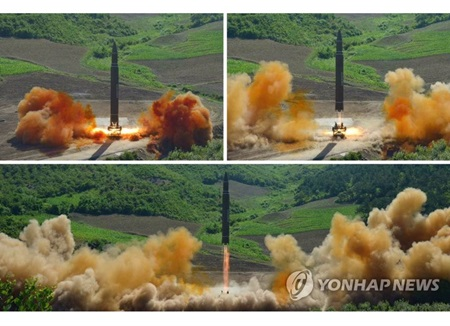Seoul Closely Monitoring N. Korea over Possible Missile Provocation